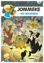 Nys Jef, Jommeke 168