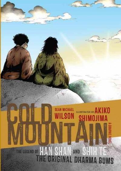 Sean Michael Wilson,Cold Mountain (Graphic Novel)