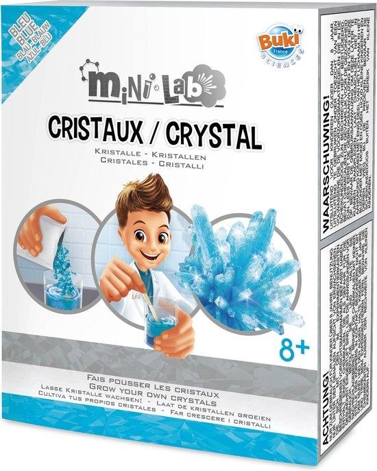 Buk-503006,Mini lab - kristallen - buki - 8+