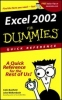 Banfield, Excel 2002 for Dummies