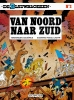 <b>Raoul Cauvin en Salv&eacute;rius</b>,Van Noord naar Zuid