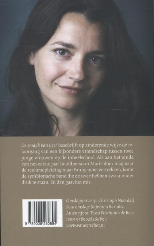 Elisabeth van Nimwegen,De smaak van ijzer