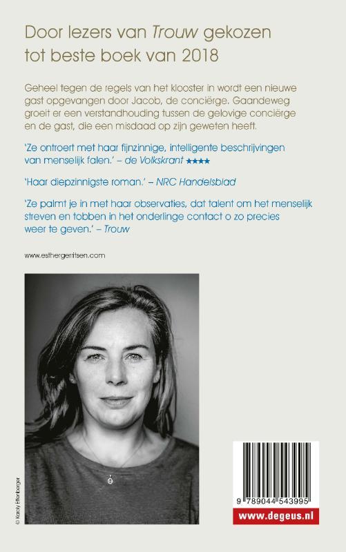 Esther Gerritsen,De trooster