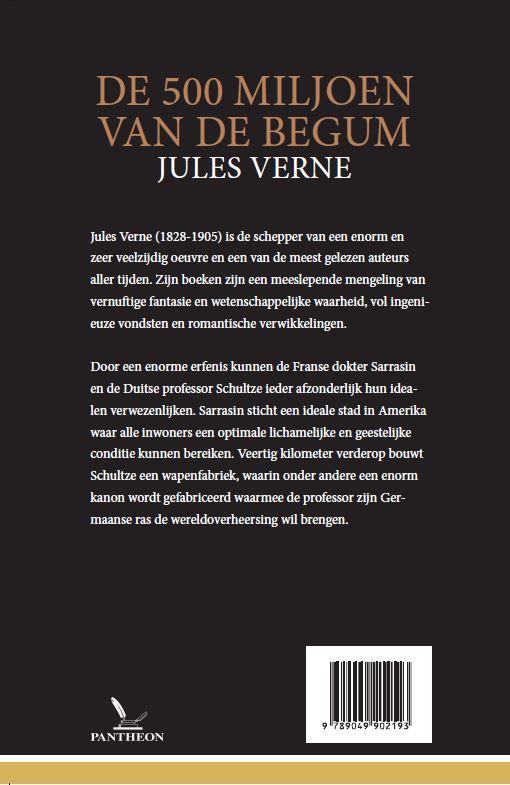 Jules Verne,De 500 miljoen van de Begum