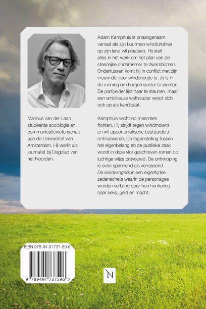 Mannus van der Laan,De windvangers