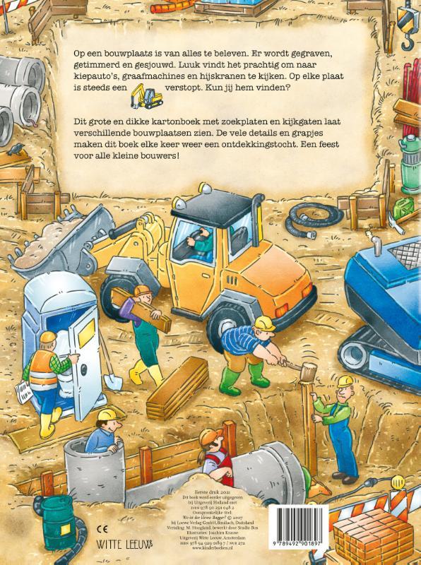 Joachim Krause,Waar is de gele graafmachine?