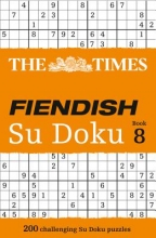 The Times The Times Fiendish Su Doku Book 8