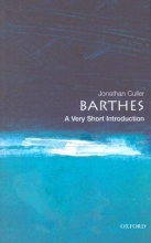 Culler, Jonathan Barthes