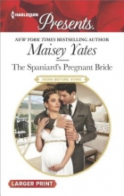 Yates, Maisey The Spaniard`s Pregnant Bride