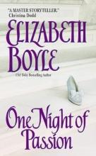 Boyle, Elizabeth One Night of Passion