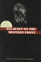 Remarque, Erich Maria,   Wheen, A. W. All Quiet on the Western Front