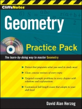 Herzog, David A. CliffsNotes Geometry Practice Pack [With CDROM]