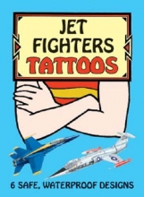Batchelor, John Jet Fighters Tattoos [With Tattoos]