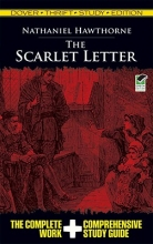 Hawthorne, Nathaniel The Scarlet Letter Thrift Study Edition