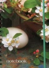 Notebook Egg & Blossom