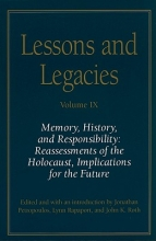 Lessons and Legacies IX