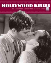 Turner Classic Movies Hollywood Kisses Notecards