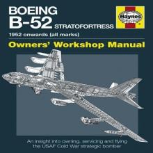Steve Davies Boeing B-52 Stratofortress Manual