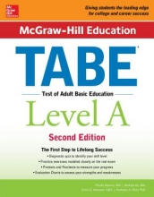Dutwin, Phyllis McGraw-Hill Education Tabe Level A, Second Edition