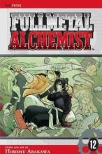 Arakawa, Hiromu Fullmetal Alchemist, Vol. 12