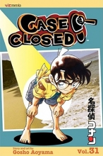 Aoyama, Gosho Case Closed, Volume 31