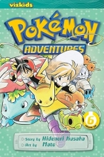 Kusaka, Hidenori Pokemon Adventures 6