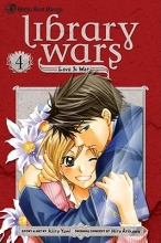 Library Wars Love & War 4