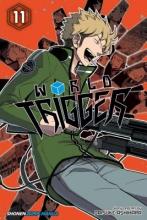 Ashihara, Daisuke World Trigger 11