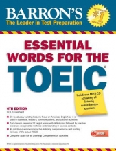 Lougheed, Lin Barron`s Essential Words for the TOEIC
