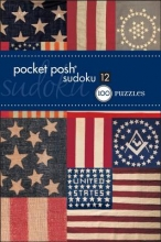 The Puzzle Society Pocket Posh Sudoku 12