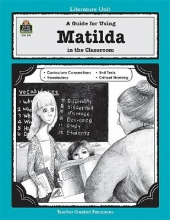 Jasmine, Grace A Guide for Using Matilda in the Classroom