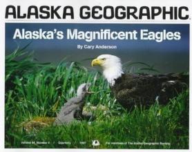Alaska`s Magnificent Eagles