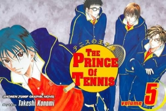 Konomi, Takeshi,   Jones, Gerard The Prince of Tennis 5