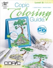 Colleen Schaan,   Marianne Walker Copic Coloring Guide Level 2: Nature