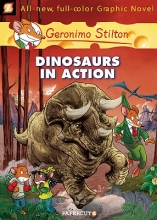 Stilton, Geronimo Dinosaurs in Action
