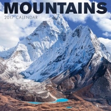 Mountains 2017 Calendar