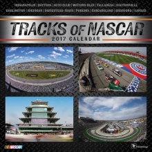 Cal 2017 Tracks of NASCAR