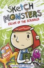 Williamson, Joshua,   Navarrete, Vicente Sketch Monsters 1