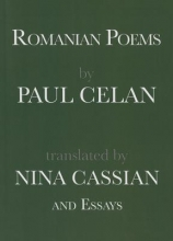 Celan, Paul Romanian Poems by Paul Celan and Essays