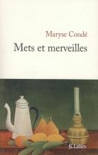 Maryse  Conde Mets et Merveilles