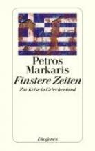 Markaris, Petros Finstere Zeiten