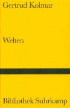 Kolmar, Gertrud Welten