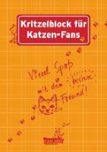 Haubner, Antje Kritzelblock fr Katzen-Fans