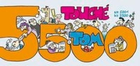 Tom Tom Touch 5500