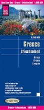 , Reise Know-How Landkarte Griechenland (1:650.000)