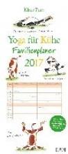 Puth, Klaus Yoga f�r K�he Familienkalender 2017