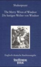 Shakespeare, William Die lustigen Weiber von Windsor The Merry Wives of Windsor