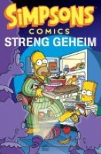 Morrison, Bill Simpsons Comics Sonderband 21. Streng geheim