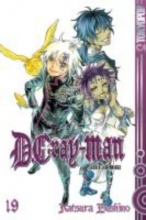 Hoshino, Katsura D.Gray-Man 19