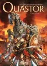 Sala, Jean-Luc Quästor 01. Menage à Troja